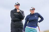 Hilary Hall (Enniscrone) during the 2nd round of the Irish Women's Open Stroke Play Championship, Enniscrone Golf Club, Enniscrone, Co. Sligo. Ireland. 16/06/2018.<br /> Picture: Golffile | Fran Caffrey<br /> <br /> <br /> All photo usage must carry mandatory  copyright credit (© Golffile | Fran Caffrey)