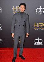 LOS ANGELES, CA. November 04, 2018: Harry Shum, Jr. at the 22nd Annual Hollywood Film Awards at the Beverly Hilton Hotel.<br /> Picture: Paul Smith/FeatureflashLOS ANGELES, CA. November 04, 2018: Wendy Starland at the 22nd Annual Hollywood Film Awards at the Beverly Hilton Hotel.<br /> Picture: Paul Smith/FeatureflashLOS ANGELES, CA. November 04, 2018: Harry Shum Jr. at the 22nd Annual Hollywood Film Awards at the Beverly Hilton Hotel.<br /> Picture: Paul Smith/Featureflash