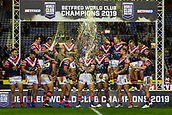 2019 World Club Series Rugby Wigan Warriors v Sydney Roosters Feb 17th