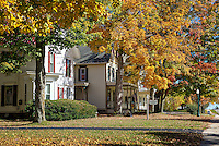 The Barstow House, Bed & Breakfast, West Winfield, New York, USA