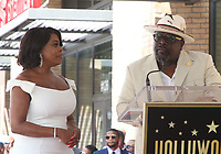 "HOLLYWOOD, CA - JULY 11: Niecy Nash, Cedric ""The Entertainer"", at Niecy Nash Honored With Star On The Hollywood Walk Of Fame in Hollywood, California on July 11, 2018. Credit: Faye Sadou/MediaPunch"