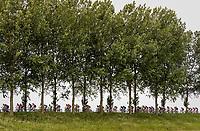 Ster ZLM Tour (2.1)<br /> Stage 2: Tholen &gt; Hoogerheide (186.8km)