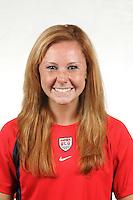 Ashley Nick, U.S. Under 20 Women's National Team Training Camp, Home Depot Center, Carson, CA. May 24, 2005