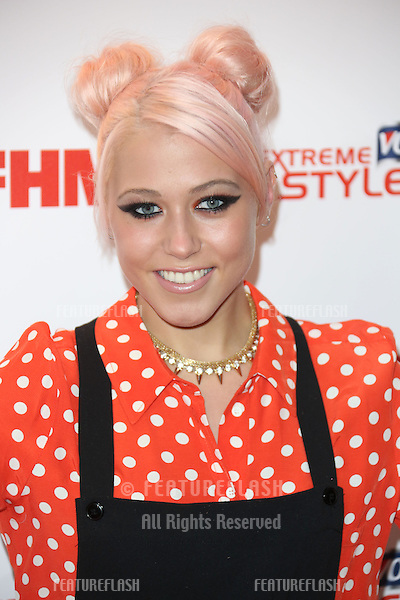 Amelia Lily arriving for the FHM 100 Sexiest Women in the World 2013 party at the Sanderson Hotel, London. 01/05/2013 Picture by: Henry Harris / Featureflash