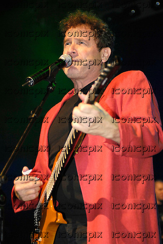 Johnny Clegg - performing live at the Forum in London UK -  28 August 2008.  Photo credit: George Chin/IconicPix