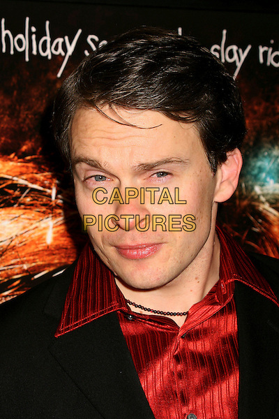 "ROBERT MANN.""Black Christmas"" - Los Angeles Premiere at Mann's Chinese Six,Hollywood, California , USA..December 19th, 2006.headshot portrait .CAP/ADM/BP.©Byron Purvis/AdMedia/Capital Pictures"