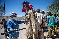 Migrantes, Indigentes & Covid19