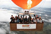 20121118 November 18 Hot Air Balloon Gold Coast