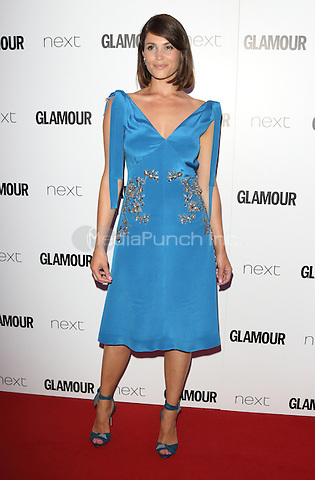 Gemma Arterton at The Glamour Awards 2016 at Berkeley Square Gardens London on June 7th 2016<br /> CAP/ROS<br /> &copy;Steve Ross/Capital Pictures /MediaPunch ***NORTH AND SOUTH AMERICAS ONLY***