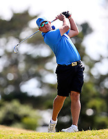 Christian Nitsche of Northland. Day One of the Toro Interprovincial Men's Championship, Mangawhai Golf Club, Mangawhai,  New Zealand. Tuesday 5 December 2017. Photo: Simon Watts/www.bwmedia.co.nz