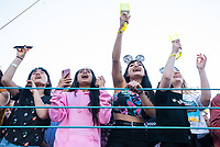 MOUNTAIN VIEW, CALIFORNIA - JUNE 2: Atmosphere during Wild 94.9's Wazzmatazz at Shoreline Amphitheatre on June 2, 2019 in Mountain View, California. <br /> CAP/MPI/IS/CT<br /> ©CT/IS/MPI/Capital Pictures