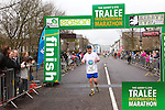 Conor Cusack 70, who took part in the Kerry's Eye Tralee International Marathon on Sunday 16th March 2014.