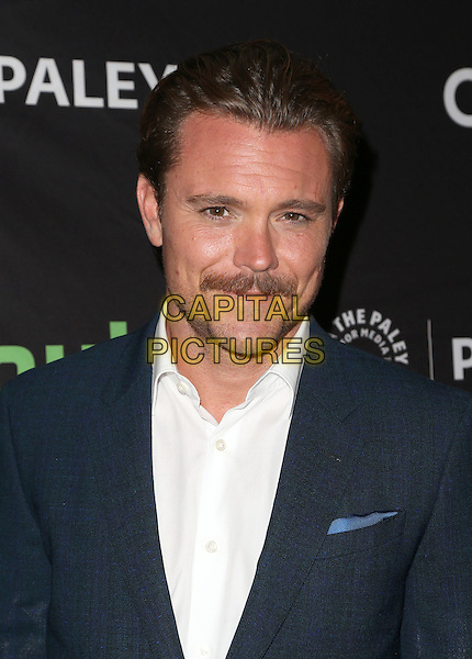 08 September 2016 -  Beverly Hills, California - Clayne Crawford. The Paley Center For Media's PaleyFest 2016 Fall TV Preview: Lethal Weapon - FOX held at The Paley Center for Media.       <br /> CAP/ADM/FS<br /> &copy;FS/ADM/Capital Pictures