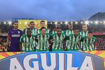 Atlético Nacional venció 0-2 a Independiente Santa Fe. Fecha 2 Liga Águila II-2018.
