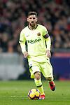 Futbol Club Barcelona's Leo Messi  during La Liga match. November 24,2018. (ALTERPHOTOS/Alconada)