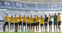 Fussball 2. Bundesliga 2011/12: TSV 1860 Muenchen - Dynamo Dresden