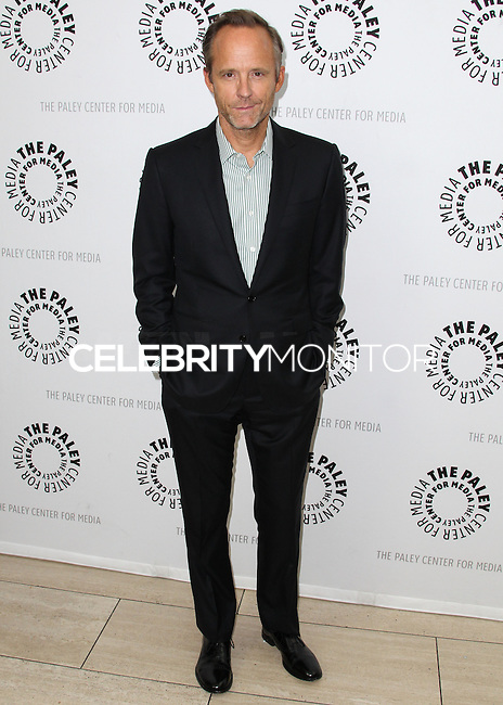 BEVERLY HILLS, CA, USA - JULY 09: John Benjamin Hickey at The Paley Center For Media's An Evening With WGN America's 'Manhattan' held at The Paley Center for Media on July 9, 2014 in Beverly Hills, California, United States. (Photo by Xavier Collin/Celebrity Monitor)