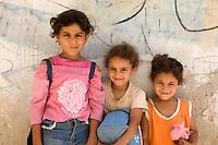 Tripoli, Libya - Libyan Girls, Tripoli, Medina