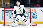 Stockholm 2014-01-18 Ishockey SHL AIK - F&auml;rjestads BK :  <br /> F&auml;rjestads m&aring;lvakt Fredrik Pettersson Wentzel Pettersson-Wentzel <br /> (Foto: Kenta J&ouml;nsson) Nyckelord:  portr&auml;tt portrait