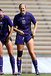 23 August 2015: Weber State's Brecken Holbrook. The Duke University Blue Devils played the Weber State University Wildcats at Fetzer Field in Chapel Hill, NC in a 2015 NCAA Division I Women's Soccer game. Duke won the game 4-0.