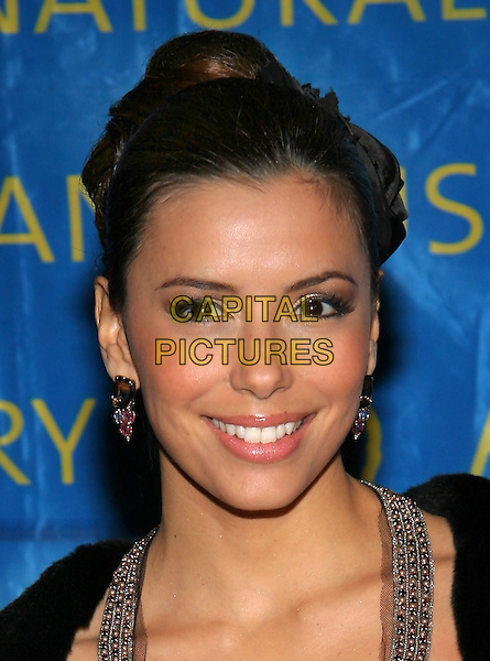 EVA LONGORIA.American Museum of Natural History Annual Gala Benefit, New York, NY..November 16th, 2005.Photo: Jackson Lee/Admedia/Capital Pictures.Ref: JL/ADM.headshot portrait .www.capitalpictures.com.sales@capitalpictures.com.© Capital Pictures.