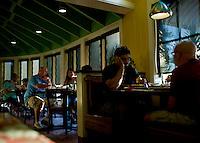 Chili's restaurant. Orlando, Florida, United States of America. October 13, 2008