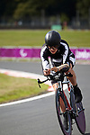 Road Cycling TIme Trials, Brands Hatch. London Paralympic Games - 5.9.12