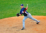 6 March 2009: Washington Nationals' pitcher Ross Detwiler on the mound during a Spring Training game against the Baltimore Orioles at Fort Lauderdale Stadium in Fort Lauderdale, Florida. The Orioles defeated the Nationals 6-2 in the Grapefruit League matchup. Mandatory Photo Credit: Ed Wolfstein Photo