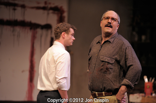 "New Century Theatre production of ""RED""..©2012 Jon Crispin.ALL RIGHTS RESERVED......©2012 Jon Crispin.ALL RIGHTS RESERVED.....Princeton Reunion..©2012 Jon Crispin.ALL RIGHTS RESERVED....."