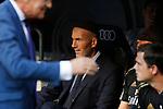 Real Madrid CF's Zinedine Zidane during La Liga match. Aug 24, 2019. (ALTERPHOTOS/Manu R.B.)
