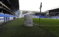 Everton Ground view<br /> <br /> Photographer Rachel Holborn/CameraSport<br /> <br /> The Premier League - Everton v Burnley - Sunday 1st October 2017 - Goodison Park - Liverpool<br /> <br /> World Copyright &copy; 2017 CameraSport. All rights reserved. 43 Linden Ave. Countesthorpe. Leicester. England. LE8 5PG - Tel: +44 (0) 116 277 4147 - admin@camerasport.com - www.camerasport.com
