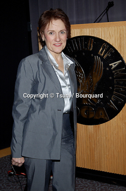 The president of th Director Guild of America, Martha Coolidge  Announce DGA nominees for Outstanding Directorial Achievement in Feature Film For 2002 at the DGA in Los Angeles. January 21, 2003.          -            CoolidgeMartha_DGAann911.jpg