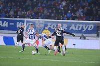 VOETBAL: HEERENVEEN: Abe Lenstra Stadion 29-11-2014, SC Heerenveen - Heracles Almelo, uitslag 0-1, ©foto Martin de Jong