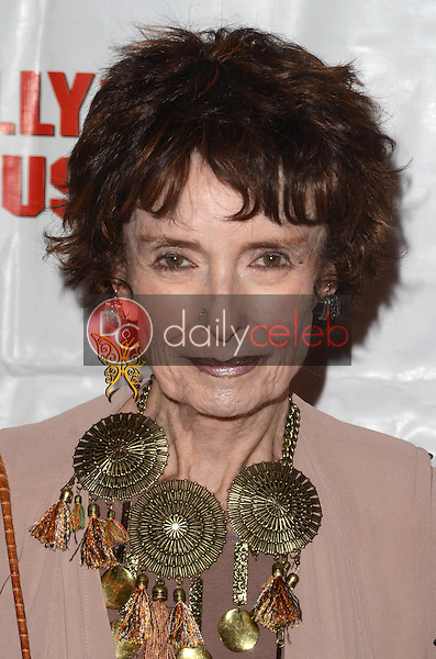 "Margaret O'Brien at ""Child Stars - Then and Now"" Exhibit Opening at the Hollywood Museum in Hollywood, CA on August 19, 2016. (Photo by David Edwards)"