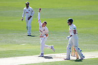Peter Siddle in bowling action for Essex during Essex CCC vs Nottinghamshire CCC, Specsavers County Championship Division 1 Cricket at The Cloudfm County Ground on 14th May 2019