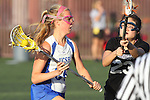Santa Barbara, CA 02/18/12 - Alexandra Bowers (UCSB #36) in action during the UCSB-Washington matchup at the 2012 Santa Barbara Shootout.  UCSB defeated Washington