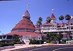 San Diego, CA.  Coronado & Gaslamp Quarter