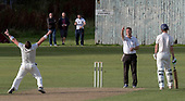 Cricket Scotland National League Final - Prestwick CC V Heriots CC at Meikleriggs, Paisley (Ferguslie CC) - the final wicket falls and victory secured - picture by Donald MacLeod - 20.08.2017 - 07702 319 738 - clanmacleod@btinternet.com - www.donald-macleod.com