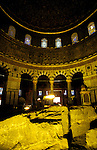 Israel, Jerusalem Old City. Dome of the Rock, the Rock&#xA;<br />