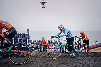 Sanne Cant (BEL) wins her 3rd consecutive World Title<br /> <br /> Women&rsquo;s Elite race<br /> <br /> UCI 2019 Cyclocross World Championships<br /> Bogense / Denmark<br /> <br /> &copy;kramon