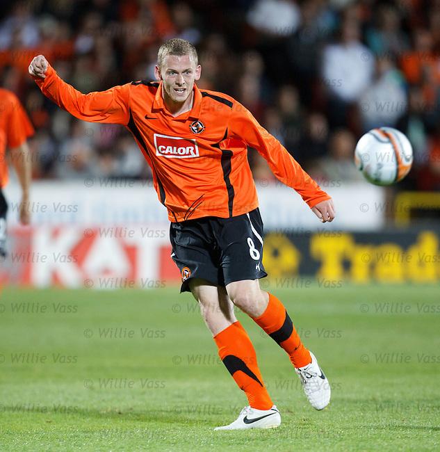 Scott Robertson, Dundee Utd
