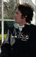 PUTNEY, LONDON, ENGLAND, 06.03.2006, Cambridge Blue Boat, stroke Kip McDaniel, at the 2006 Presidents Challenge and Boat Race Crew announcement, held at the Winchester Club.   © Peter Spurrier/Intersport-images.com..[Mandatory Credit Peter Spurrier/ Intersport Images] Varsity:Boat Race