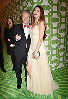 BEVERLY HILLS, CA - JANUARY 06: John Savage (L) and Blanca Blanco attend HBO's Official Golden Globe Awards After Party at Circa 55 Restaurant at the Beverly Hilton Hotel on January 6, 2019 in Beverly Hills, California.<br /> CAP/ROT/TM<br /> ©TM/ROT/Capital Pictures