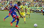 Atlético Bucaramanga venció 3-1 a Deportivo Pasto. Fecha 13 Liga Águila I-2018.
