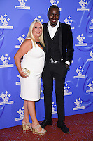 Vanessa Feltz<br /> celebrating the winners in this year&rsquo;s National Lottery Awards, the search for the UK&rsquo;s favourite Lottery-funded projects.  The glittering National Lottery Stars show, hosted by John Barrowman, is on BBC One at 10.45pm on Monday 12 September.<br /> <br /> <br /> &copy;Ash Knotek  D3151  09/09/2016