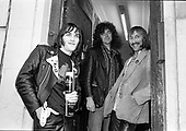 1980: HAWKWIND - 15 Gt Western Road London