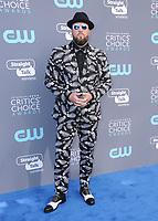 11 January 2018 - Santa Monica, California - Chris Sullivan. 23rd Annual Critics' Choice Awards held at Barker Hangar. <br /> CAP/ADM/BT<br /> &copy;BT/ADM/Capital Pictures