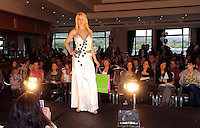 Models on the catwalk at the Kenmare Bay Hotel Wedding &amp; Fashion Show in Kenmare, County Kerry on Sunday.<br /> Picture by Don MacMonagle