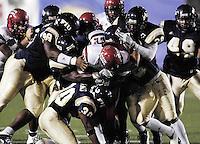 FIU Football v. Louisiana-Lafayette (11/18/06)