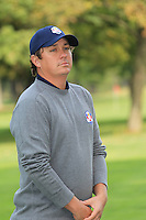 Jason Dufner (USA) at the USA Team photo shoot during Monday's Practice Day of the 39th Ryder Cup at Medinah Country Club, Chicago, Illinois 25th September 2012 (Photo Eoin Clarke/www.golffile.ie)